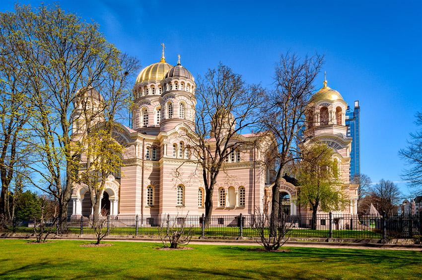 8 lugares que tienes que visitar en Riga