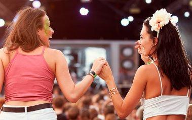 Como sobrevivir a un festival de música este verano