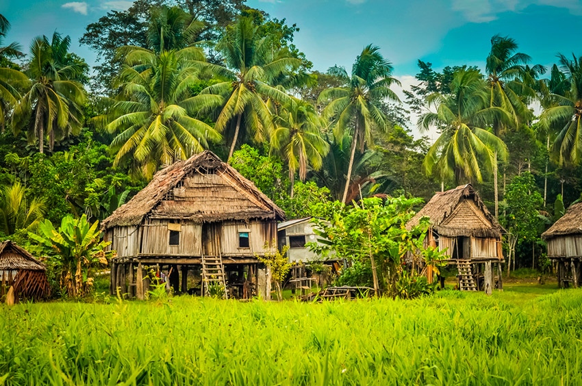 Melanesia, un paraíso en el Pacífico