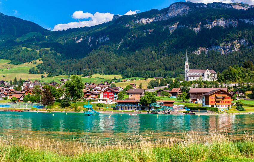 8 imprescindibles en Suiza