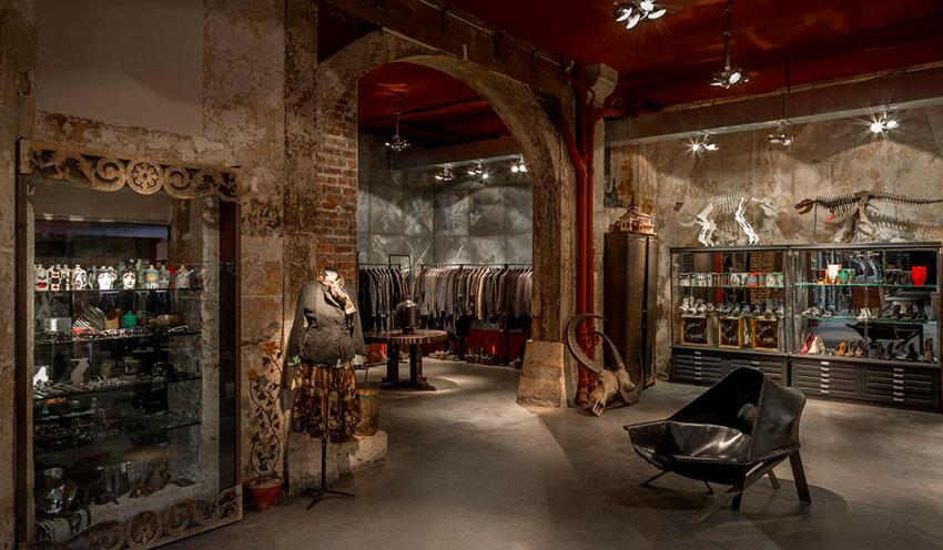 Las tiendas más curiosas de París