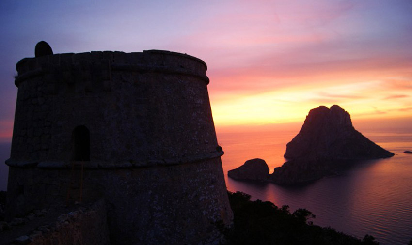 Los mejores atardeceres de Ibiza