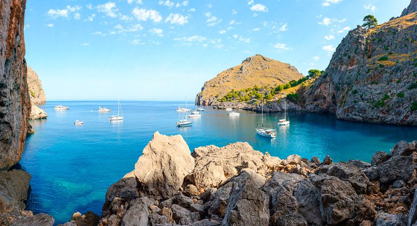 Luna de miel por el Mediterráneo: no te pierdas estos destino