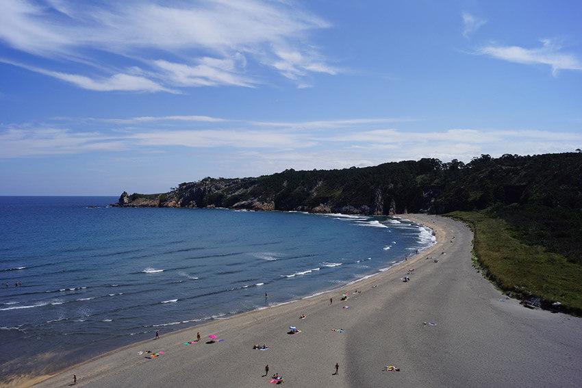 8 playas para disfrutar de la comida y del sol