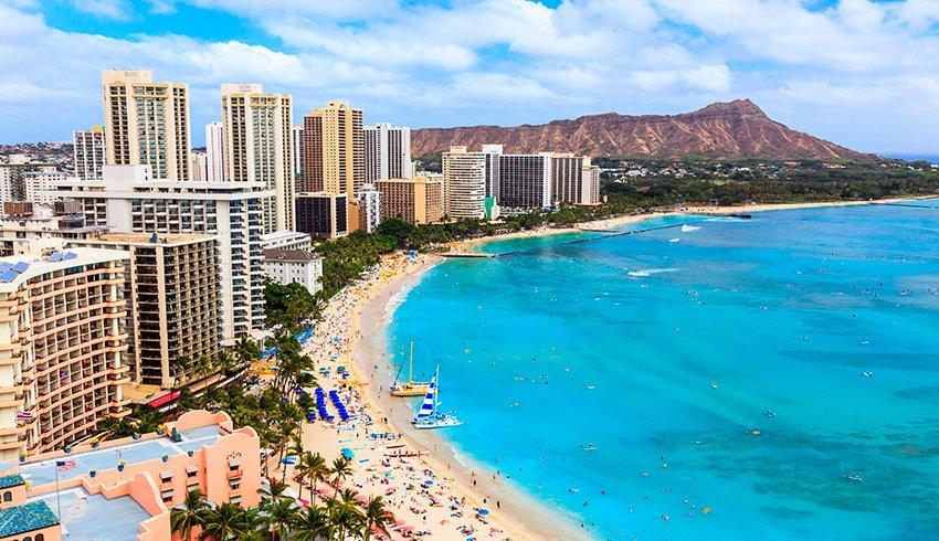 Las 5 mejores playas de Honolulu