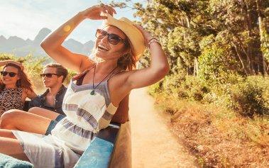 Lugares para viajar con amigos durante este verano