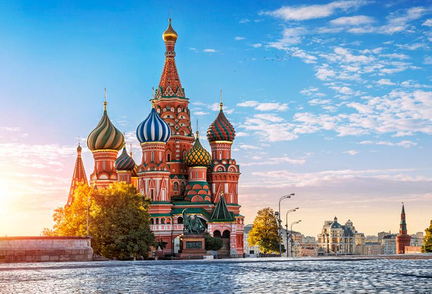 Lugares turísticos de Rusia que no puedes dejar de visitar
