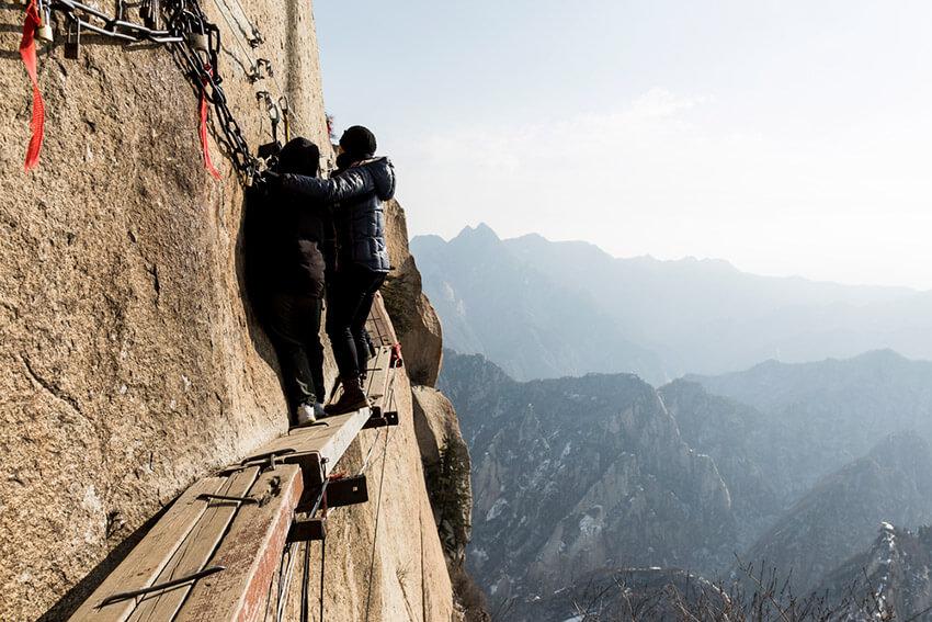10 lugares para aventureros que quieran sentir la adrenalina en sus cuerpos