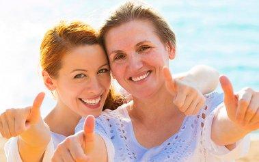5 destinos para viajar con tu madre