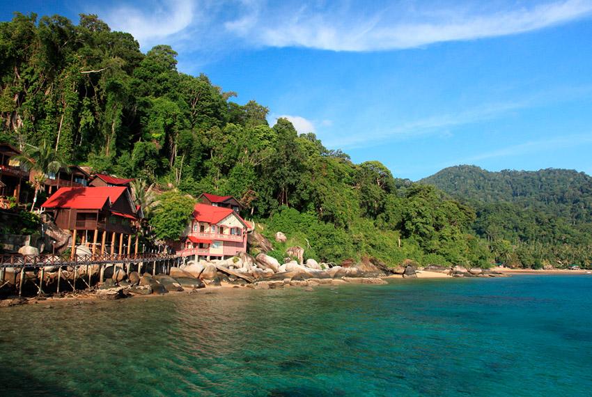 7 destinos paradisíacos donde vivir en Asia