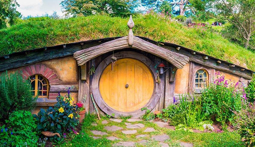 ¿Eres fan del Señor de los anillos? Ahora puedes alquilar una casa para Hobbits