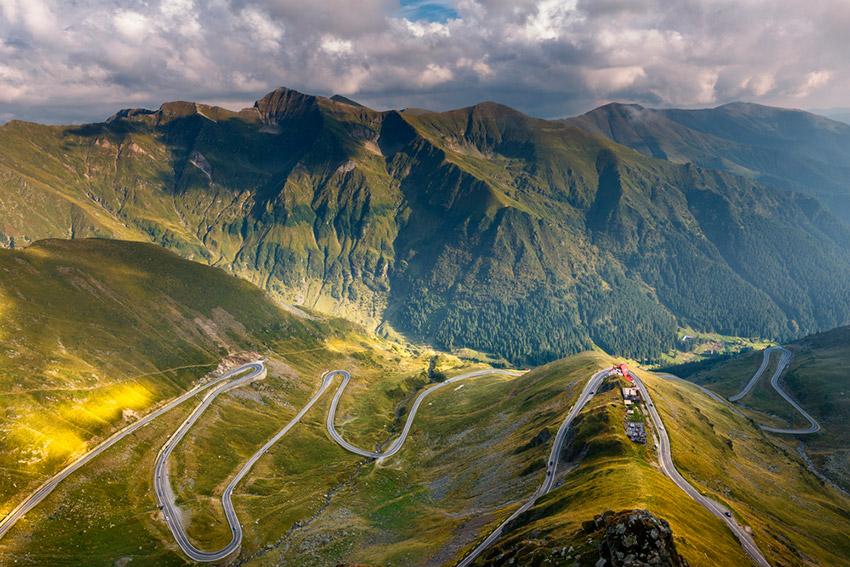 Las carreteras más bonitas del mundo