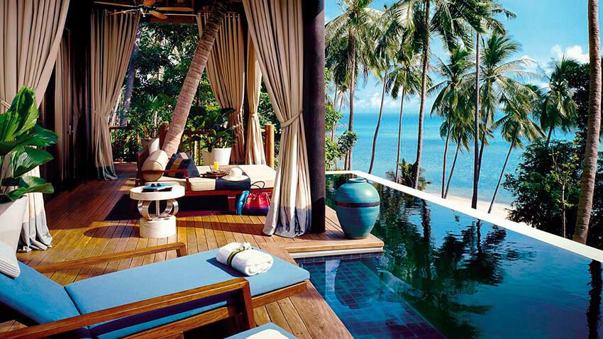 Los hoteles con las mejores piscinas del mundo rock the for Hoteles segovia con piscina
