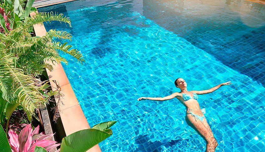 Los hoteles con las mejores piscinas del mundo
