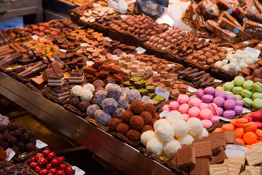 Los mejores destinos para los amantes del chocolate