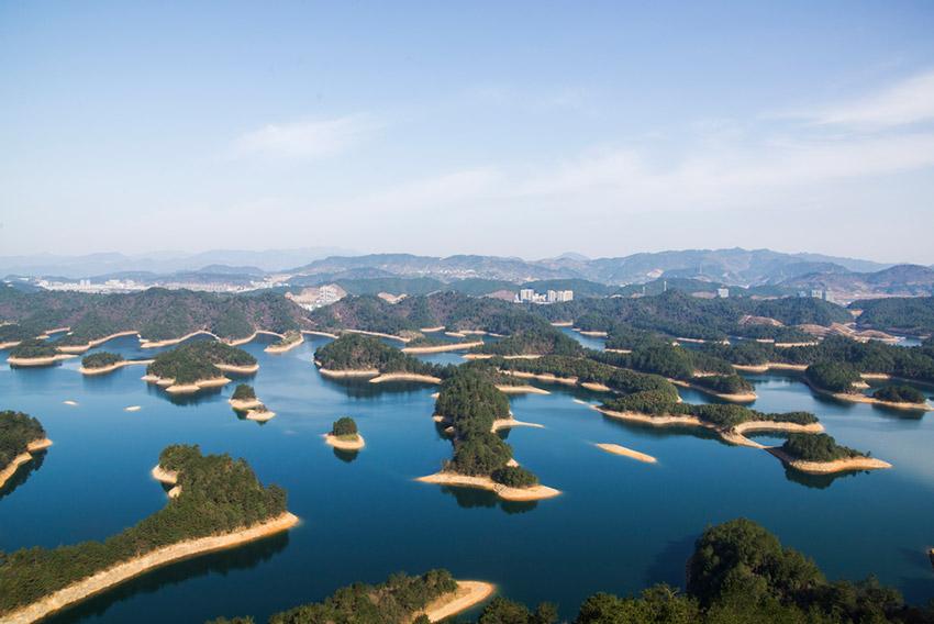 Lugares bonitos de China que no sabías que existían