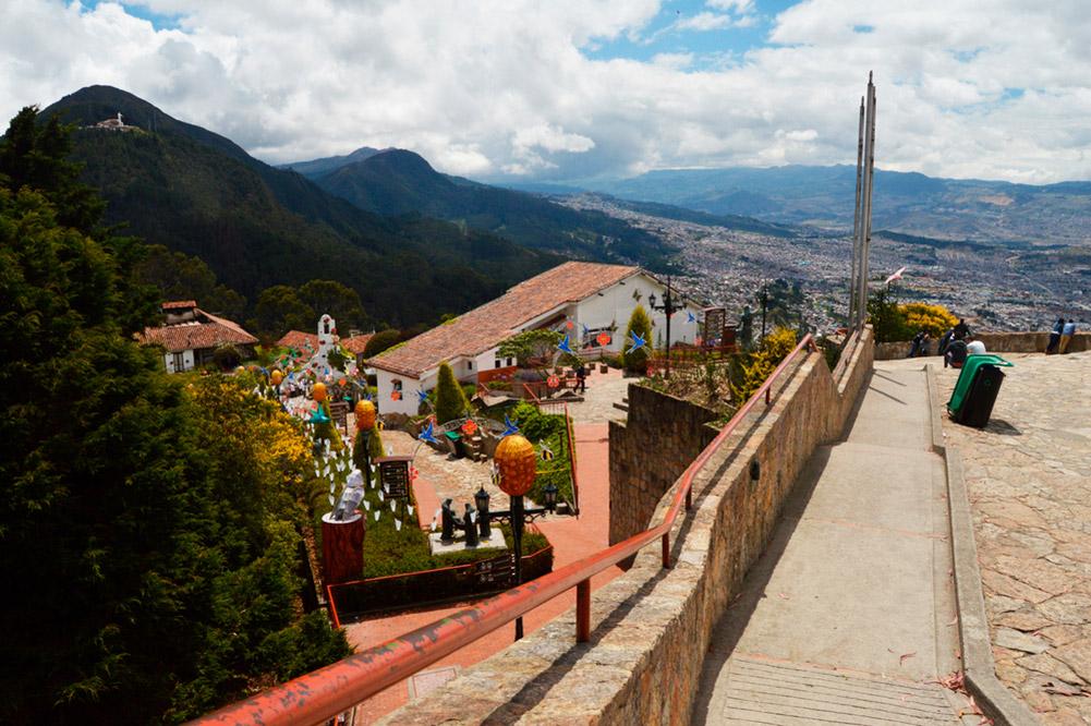 Lugares imprescindibles de Bogotá que no puedes perderte