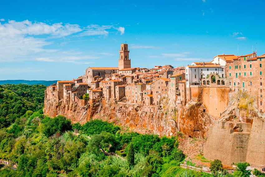 ¡No puedes perderte estos pueblos bonitos de la Toscana!