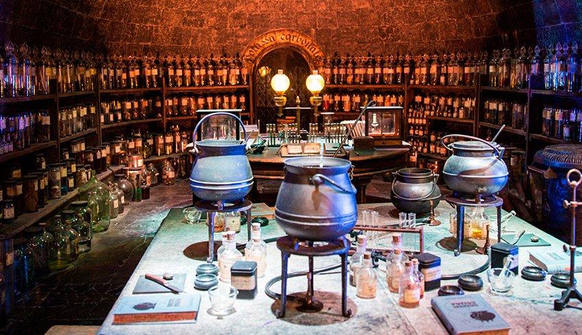 Siente la magia en estos bares inspirados en Harry Potter