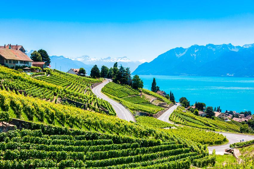 12 pueblos bonitos de Suiza con un encanto único