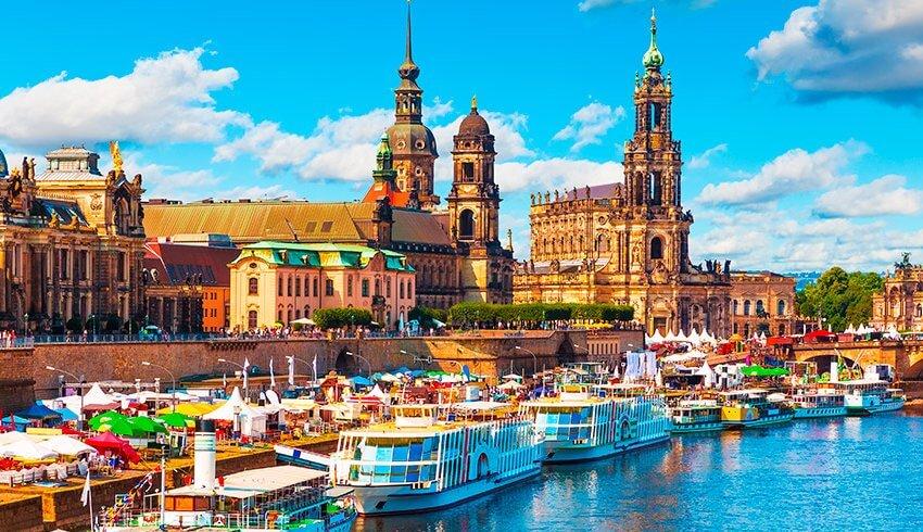 5 rincones mágicos de Dresde que no te puedes perder