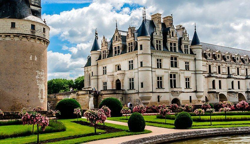 7 Castillos del Valle de Loira que parecen sacados de un cuento