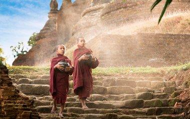 Consejos para viajar al Sudeste Asiático y no parecer mal educado