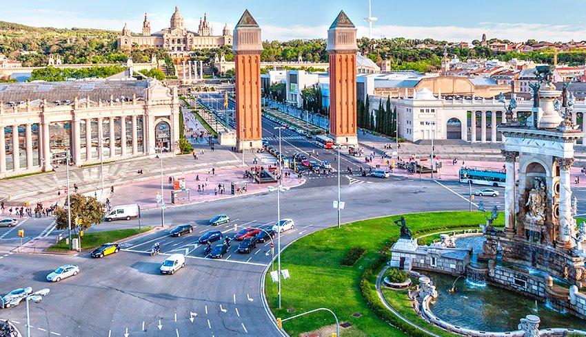 """Las ciudades españolas más """"instagrameadas"""" de este año"""