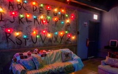 """""""The Upside Down"""", el bar de Stranger Things que debes visitar antes de que cierre"""