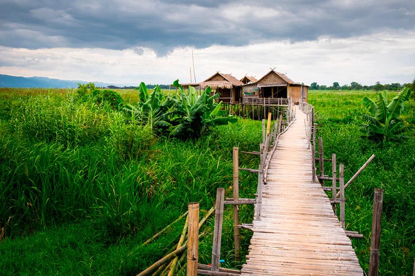 10 países donde no viajar debido al cambio climático