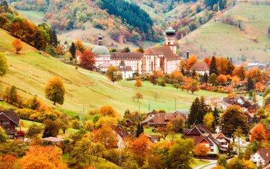 5 lugares que visitar en la Selva Negra alemana