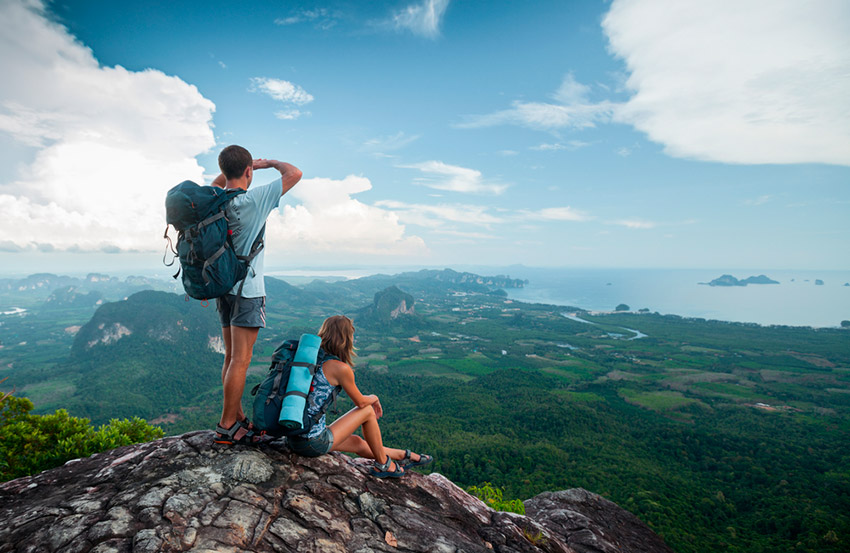 5 razones para viajar en pareja y ser más feliz