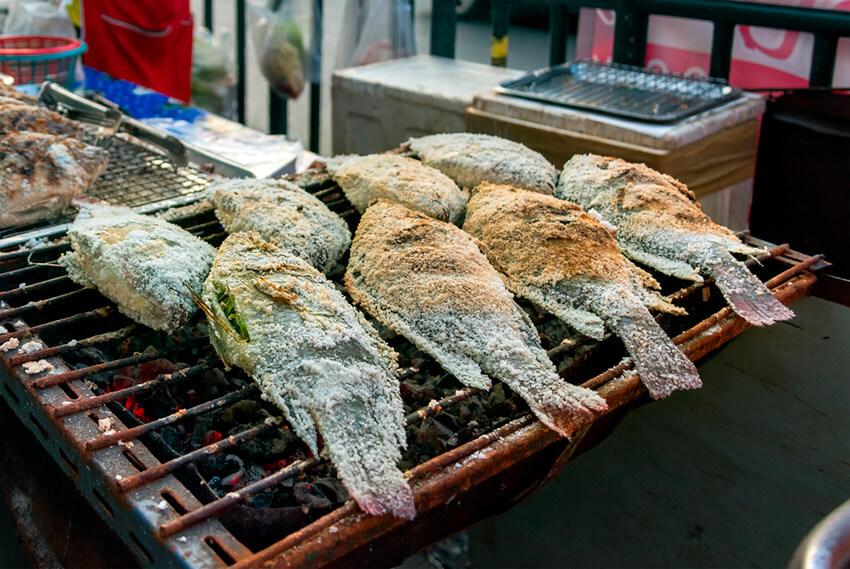 7 comidas callejeras de Bangkok que has de probar durante tu viaje