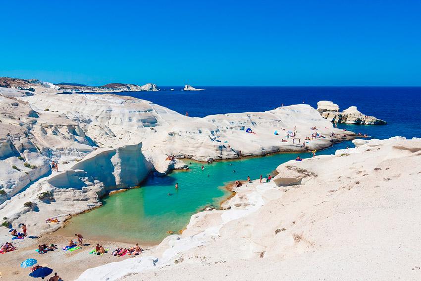 7 islas griegas para relajarte y desconectar