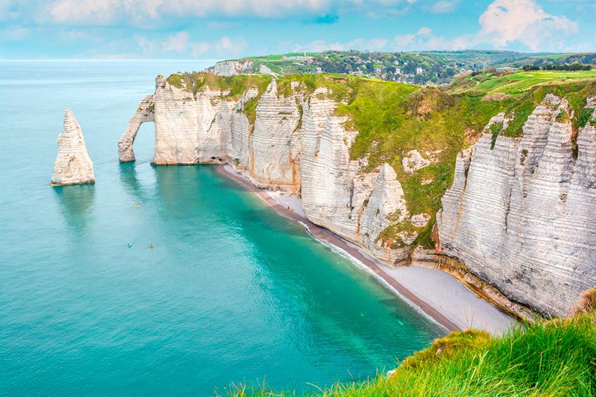 8 lugares imprescindibles de la Normandía francesa