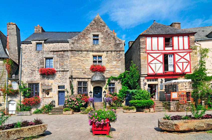 8 pueblos de la Bretaña Francesa que no puedes perderte