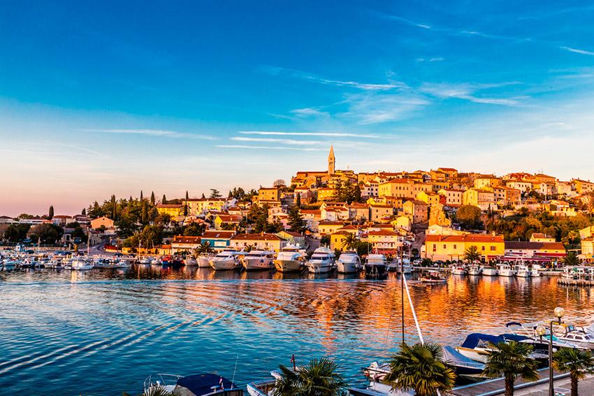 8 pueblos en Croacia que parecen de postal