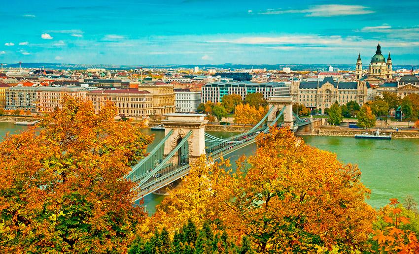 Lugares para viajar en otoño por Europa