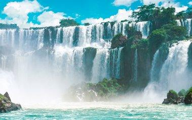 Cataratas espectaculares del mundo que casi nadie conoce