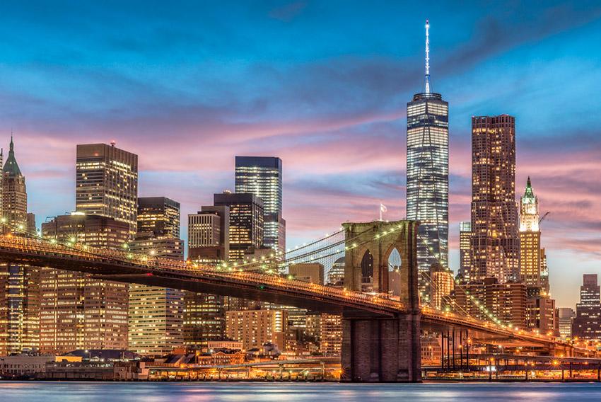 Las ciudades más visitadas durante el año 2017