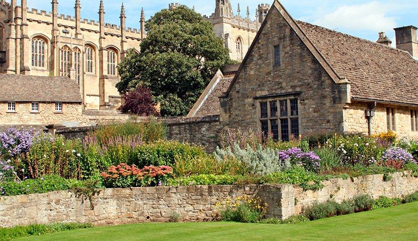 Los jardines más antiguos del mundo que han sobrevivido al paso del tiempo