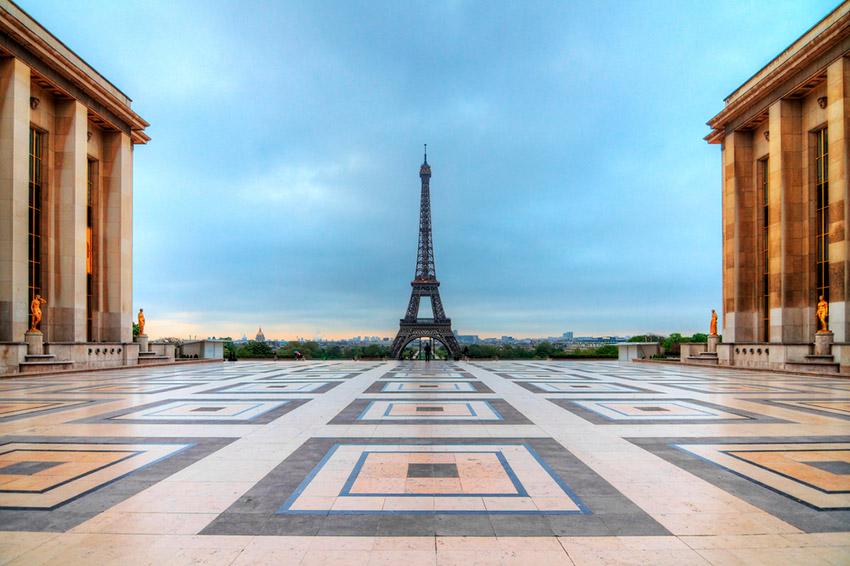 que conocer gratis en paris