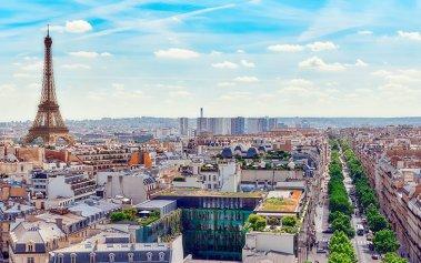 Los miradores gratis en París para ver toda la ciudad