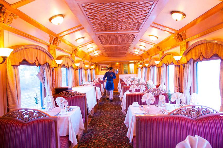 Viajes en tren con las mejores vistas del mundo