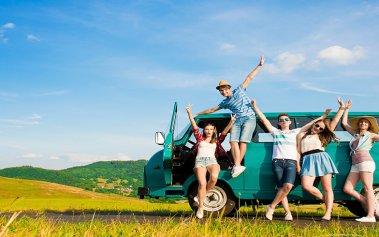 5 consejos para realizar un viaje en furgoneta