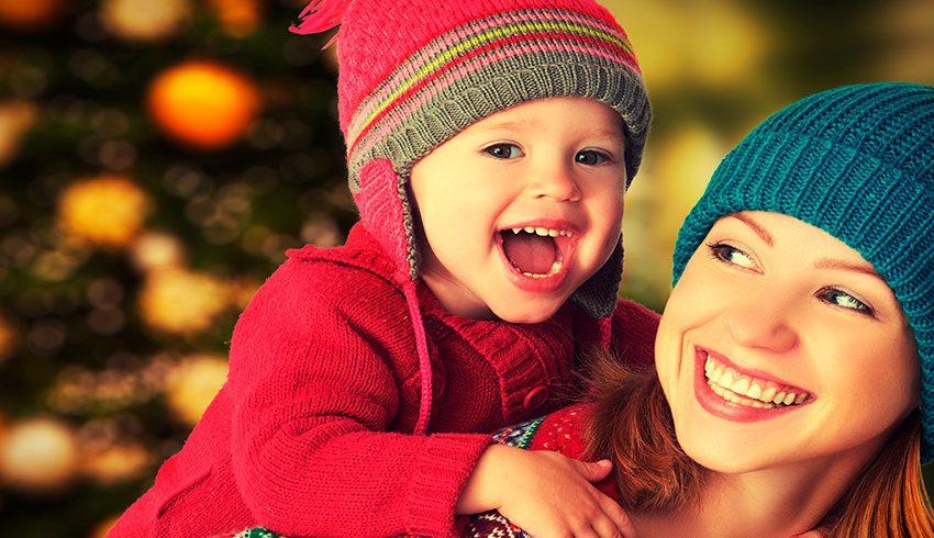 Disfruta de la Navidad con niños en estos lugares del mundo