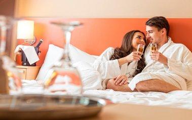 Hoteles para tener un fin de año romántico
