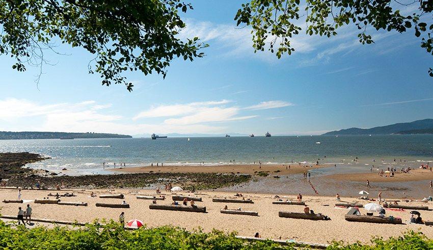 Las mejores playas de Vancouver, ¡no te las pierdas!