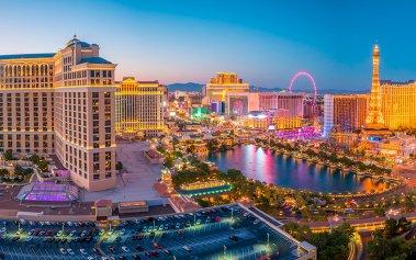 Los mejores espectáculos de Las Vegas que no te puedes perder