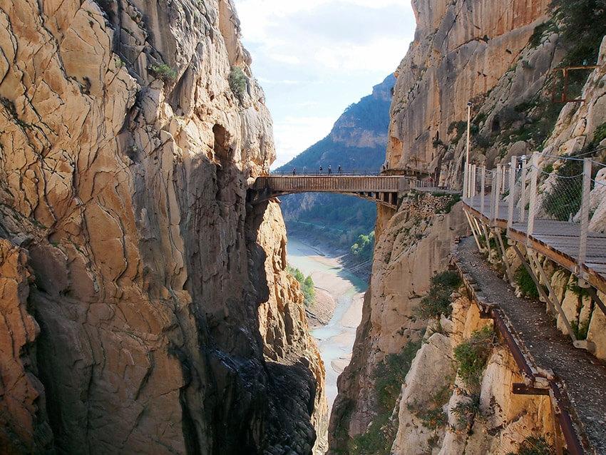 Los senderos más peligrosos de España